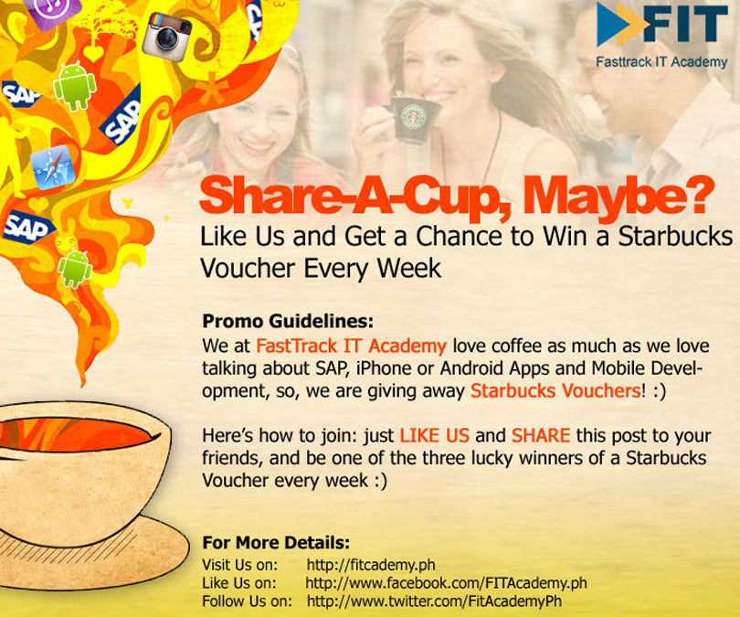 Share-A-Cup, Maybe?