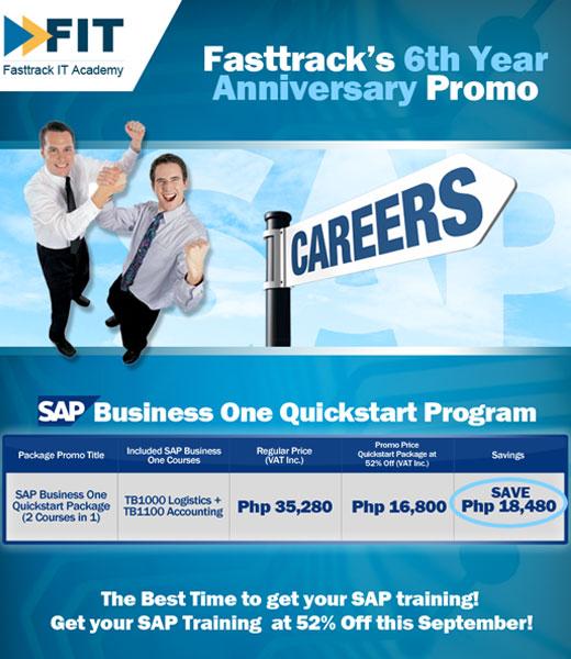 SAP Business One Quickstart